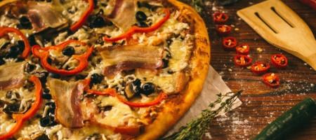 Вип пицца