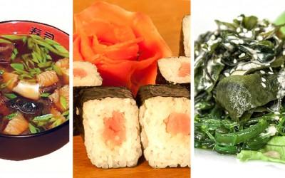 Японская кухня. Бенто ланч №2