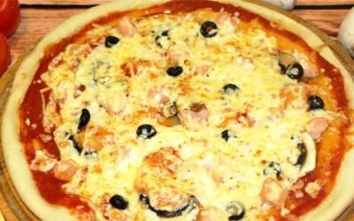 Фиш пицца